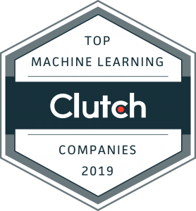 Clutch TOP MACHINE LEARNING COMPANIES 2019